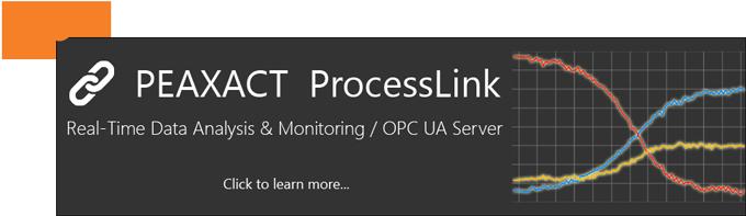 New PEAXACT ProcessLink